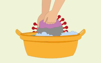 Sådan undgår du coronawashing