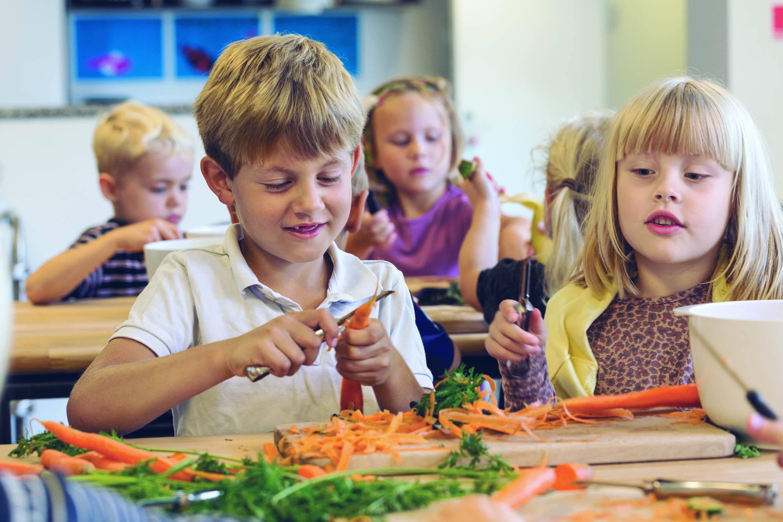 Projekt Sund Skole - Kragelund Kommunikation